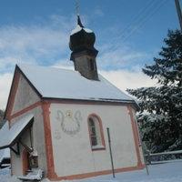 Andreaskapelle Wittenschwand Quelle: Pfarrer Traugott Weber, privat, eigene Rechte